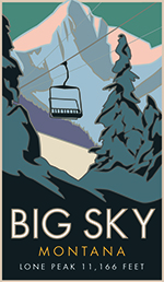 Big Sky Poster Thumbnail