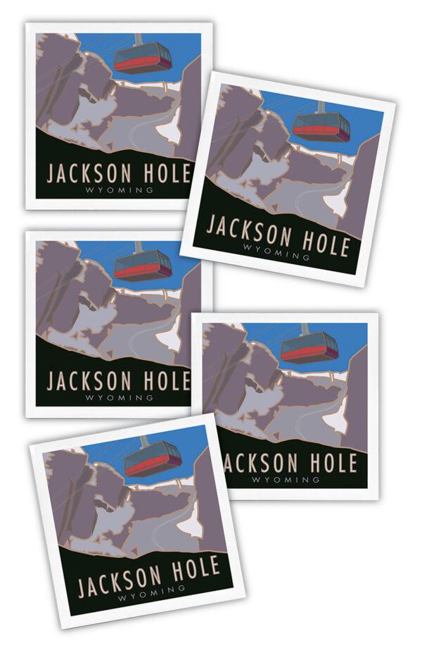 Jackson Hole Wyoming magnets