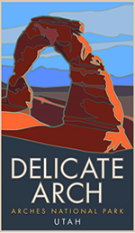 Delicate Arch Poster Thumbnail