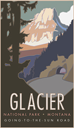 Glacier Poster Thumbnail