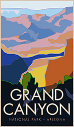 Grand Canyon poster thumbnail