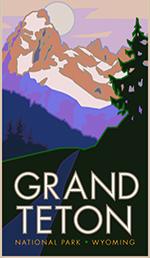 Grand Teton Poster thumbnail