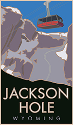 Jackson Hole Poster Thumbnail