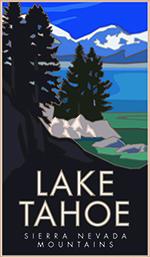 Lake Tahoe poster thumbnail