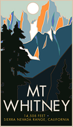 Mt. Whitney poster thumbnail