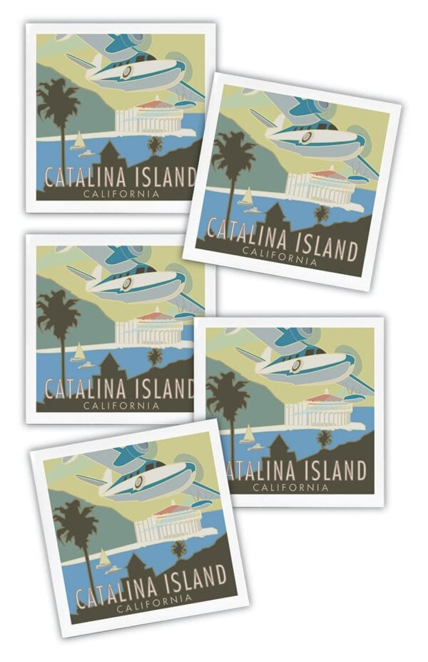 Catalina Island California Coasters