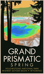 GRANDPRISMATIC POSTER UBER